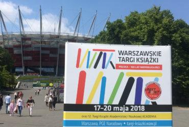 Szkolimy Księgarzy na Warszawskich Targach Książki