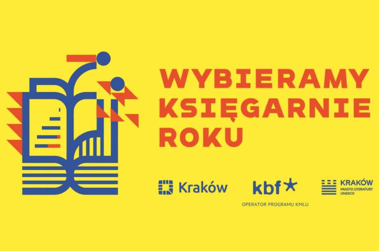 Kraków po raz trzeci wybiera księgarnie roku!